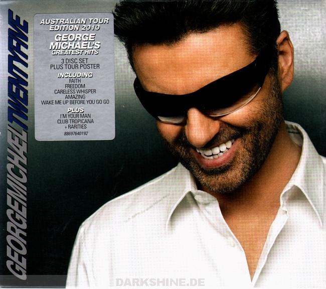 George Michael's Discography - Twenty Five - 3 CD Set